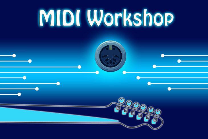 MIDI für Gitarristen