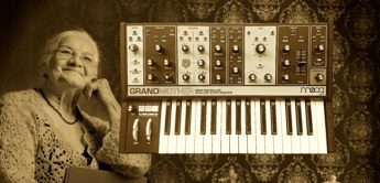 Test: Moog Grandmother Semi-Modular Synthesizer