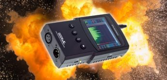 Test: Phonic PAA3X, Real Time Analyzer