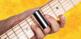 Workshop: Slide Guitar spielen, was ist ein Bottleneck?