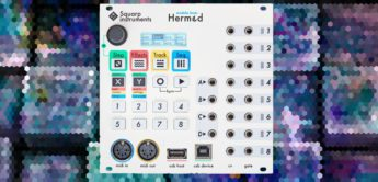Test: Squarp Instruments Hermod, Sequencer