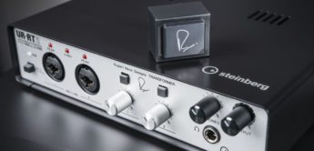 Test: Steinberg UR-RT2, UR-RT4, Audiointerface