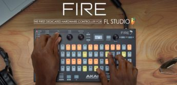 Top News: AKAI Fire FL Studio, USB-Controller