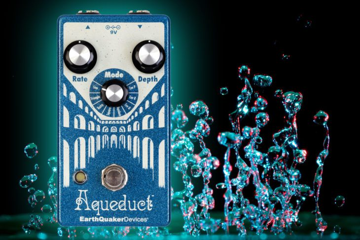 Earthquaker Devices Aqueduct titel