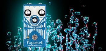 Test: Earthquaker Devices Aqueduct Vibrato, Effektgerät