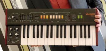 Top News: Behringer VC340, String Synthesizer & Vocoder