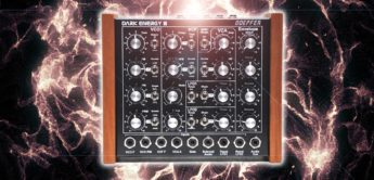 Test: Doepfer Dark Energy III, Analogsynthesizer