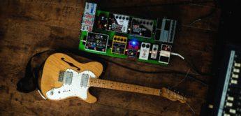 Marktübersicht 2020: 50 Gitarren-Effektgeräte und Pedale für unter 350,- Euro