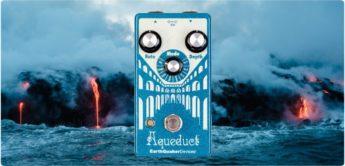 Test: Earthquaker Devices Aqueduct Vibrato, Gitarren Vibratopedal