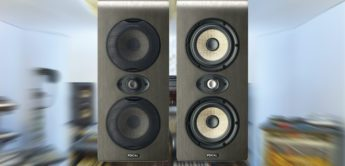 Test: Focal Shape Twin, Nahfeldmonitor