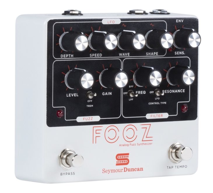 Seymour Duncan Fooz side