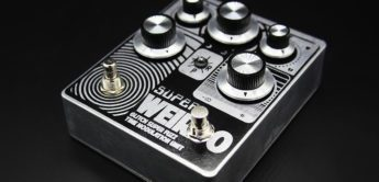 Test: Jptr FX Super Weirdo, Gitarren Verzerrerpedal
