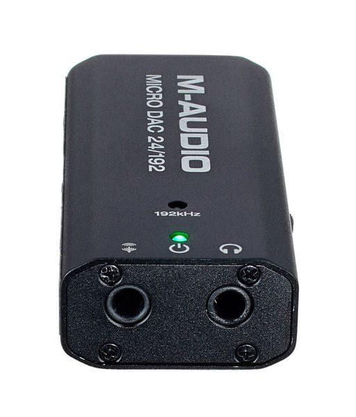 m-audio micro dac