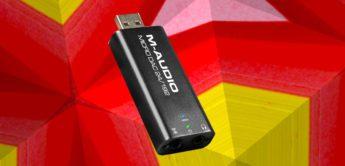 Test: M-Audio micro DAC, mobiler DAC