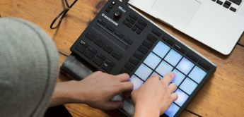 Top News: Native Instruments Maschine Mikro MK3, Production Center