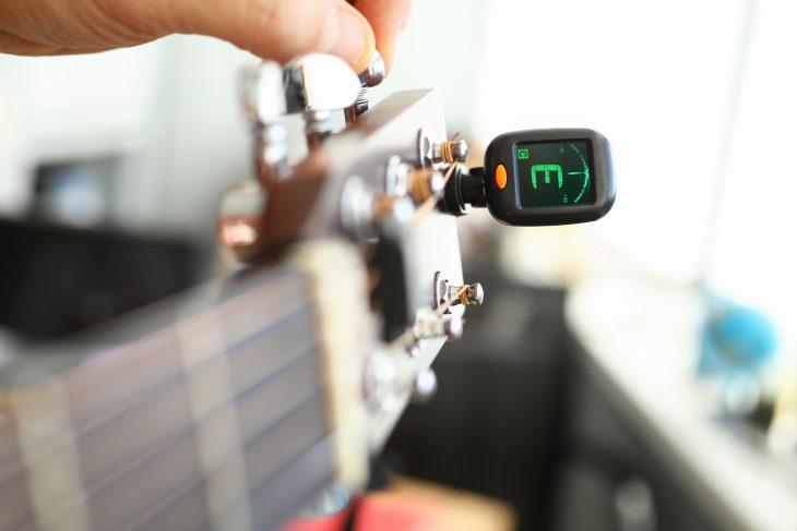 Gitarren Workshop: Open Tuning und spielen mit Bottleneck