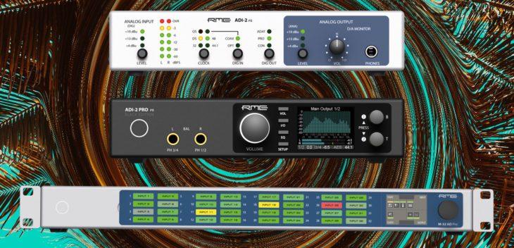RME M-32 Pro