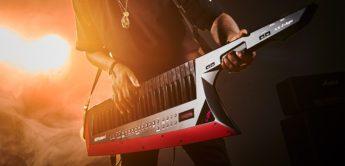 Top News: Roland AX-Edge, Keytar