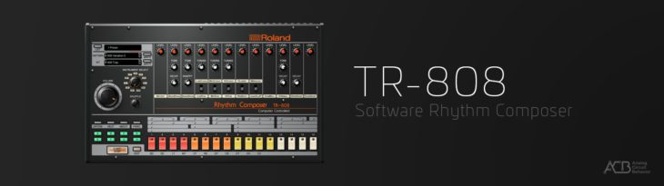 Roland Cloud TR-808