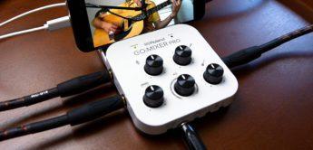 Test: Roland Go Mixer Pro, Kompaktmischpult