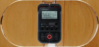 Test: Roland R-07, Mobiler Recorder