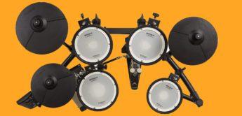 Top News: Roland TD-1 DMK, E-Drumset