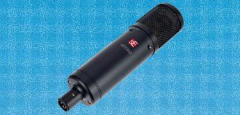 Test: sE Electronics sE2300, Multi Pattern Kondensatormikrofon