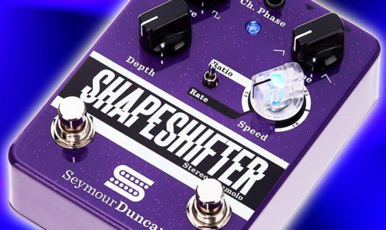 Test: Seymour Duncan Shape Shifter, Effektgerät