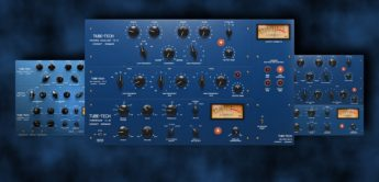 Test: Softube Tube-Tech MKII Plugins, EQ, Kompressor, Channel-Strip