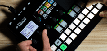 Top News: Squarp Instruments Pyramid OS3, Sequencer
