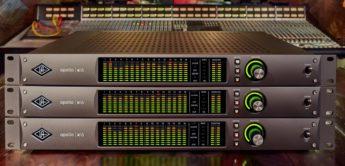 Top News: Universal Audio Apollo X6, X8, X8p, X16, Audiointerfaces