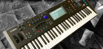 Test: Yamaha MODX6, MODX7 & MODX8 Synthesizer