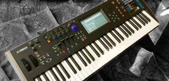 Test: Yamaha MODX6, MODX7 & MODX8 Synthesizer