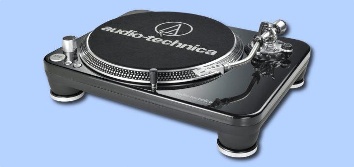 Audio-Technica LP-1240 USB