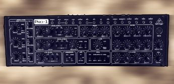 Top News: Behringer Pro-1, Analog-Synthesizer