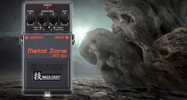 BOSS Waza Metal Zone MT-2w