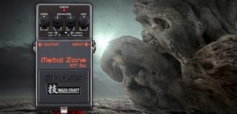 Test: BOSS Waza Metal Zone MT-2w