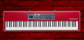 Test: Clavia Nord Piano 4, Stagepiano