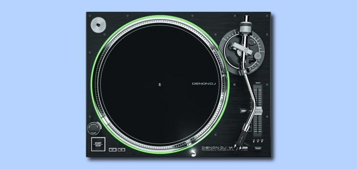Denon DJ VL12Prime