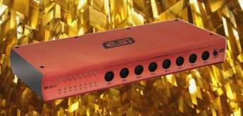 Test: ESI M8U ex, M4U ex, MIDI-Interface