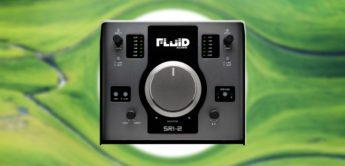 Test: Fluid Audio SRI-2, Audiointerface und Monitorcontroller