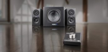 Test: Fostex PM0.3dH, PM-SUBmini2, PC-100 USB-HR2, 2.1 Studiomonitore