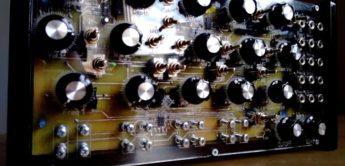 Top News: kNoB technology Muscarin, Semi-Modular-Synthesizer