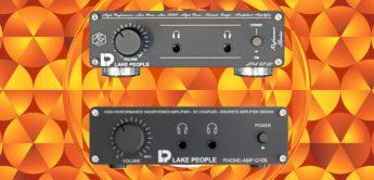 Test: Lake People G109-P, HPA RS 02, Kopfhörerverstärker