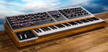 Feature: Moog One, Polyphoner Analog-Synthesizer