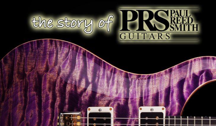 PRS Paul Reed Smith: Seine Story seine Gitarren