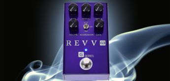 Test: REVV G3 Distortion, Gitarren Verzerrerpedal