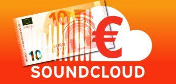 Geld verdienen mit Soundcloud