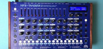 Top News: MFB Tanzbär 2, Hybrid-Drummaschine