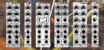 Test: Tiptop Audio BD909, SD909, CP909, RS909, Hats909, CYMBL909, Eurorack